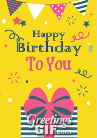 Happy Birthday Gif - 28 1