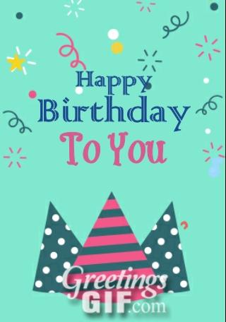 Happy Birthday Gif - 29 1
