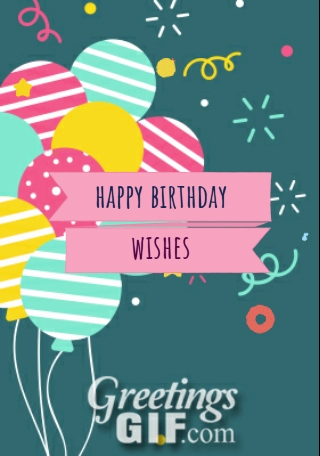Happy Birthday Gif - 30 1