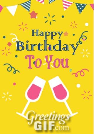 Happy Birthday Gif - 32 1