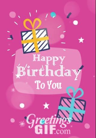 Happy Birthday Gif - 33 1