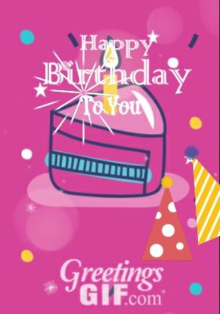 Happy Birthday Gif - 35 2