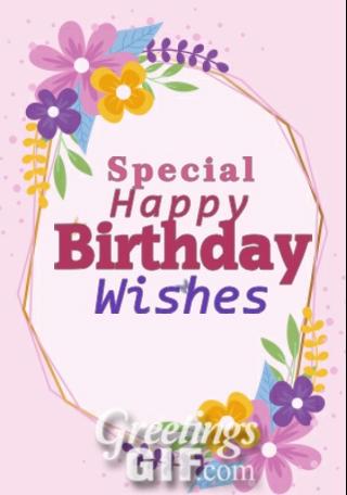 Happy Birthday Gif - 39 2
