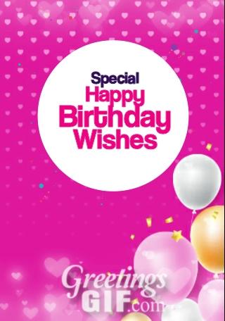 Happy Birthday Gif - 40 2