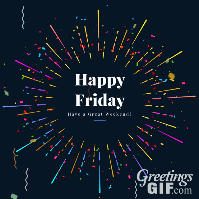 Happy Friday Image Greetingsgif.com